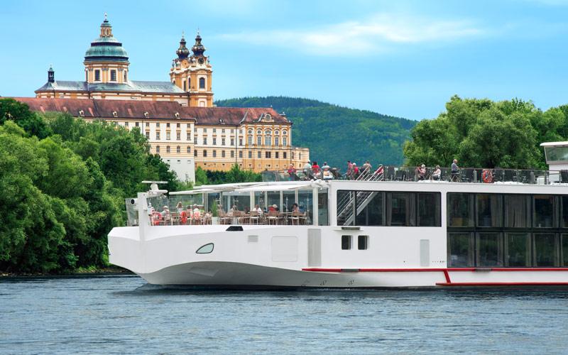 Viking River Cruises Viking Njord exterior