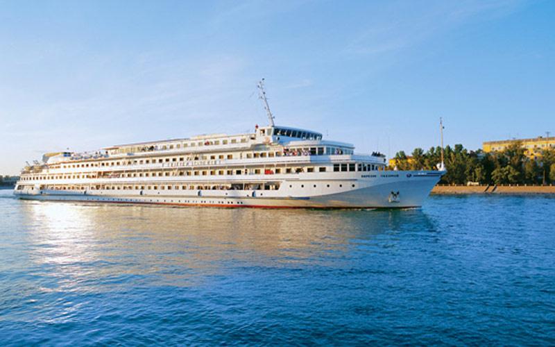 Viking River Cruises Viking Sineus exterior