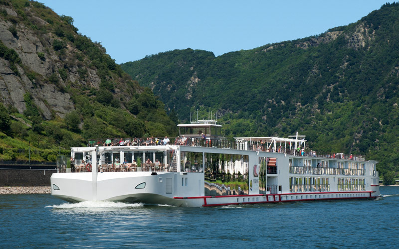 Viking River Cruises Viking Vili exterior
