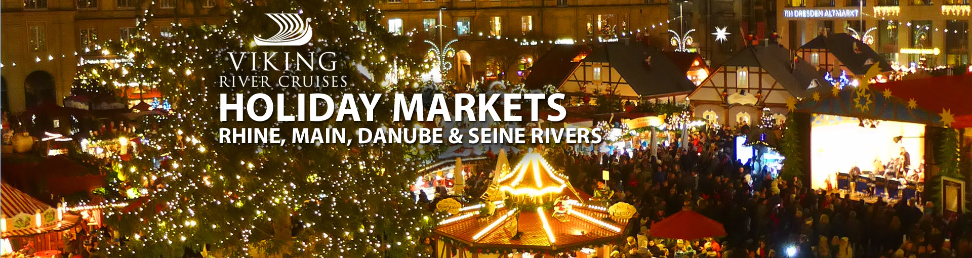 Viking River Cruises Christmas Markets