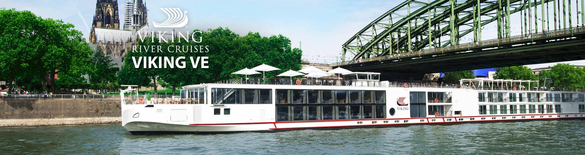 Viking River Viking Ve river cruise ship