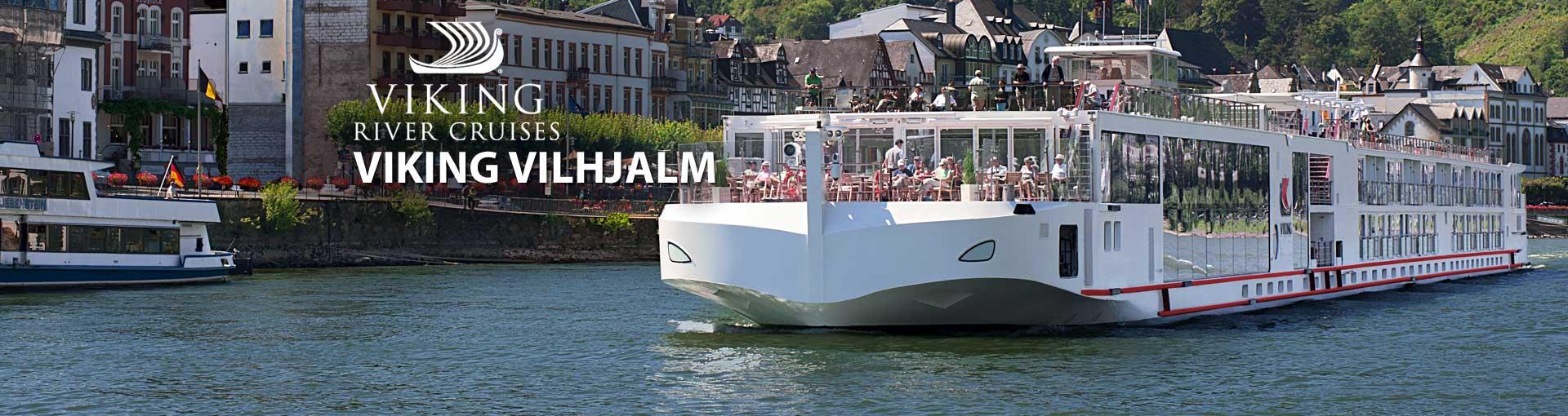 Viking Rivers Viking Vilhjalm river cruise ship