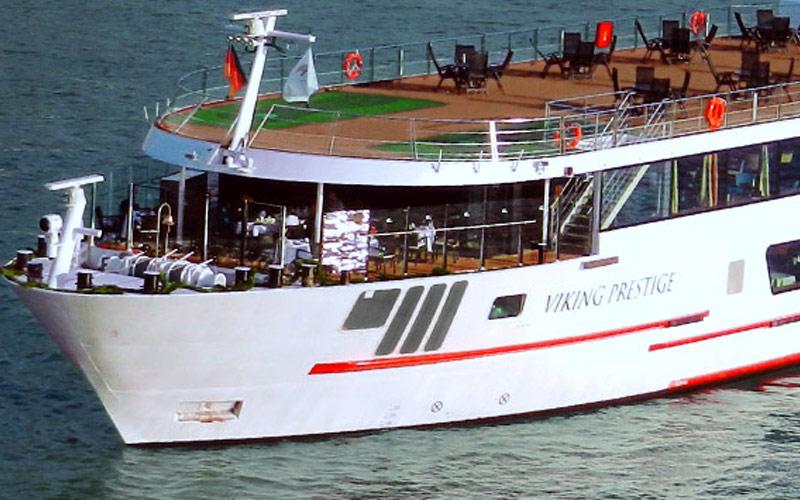 Viking River Cruises Viking Prestige exterior