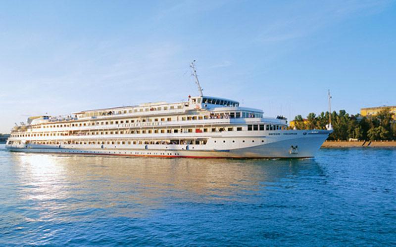 Viking River Cruises Viking Rurik exterior