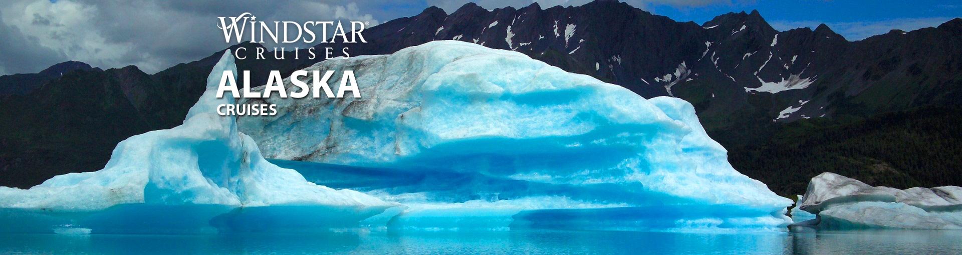 Windstar Cruises to Alaska