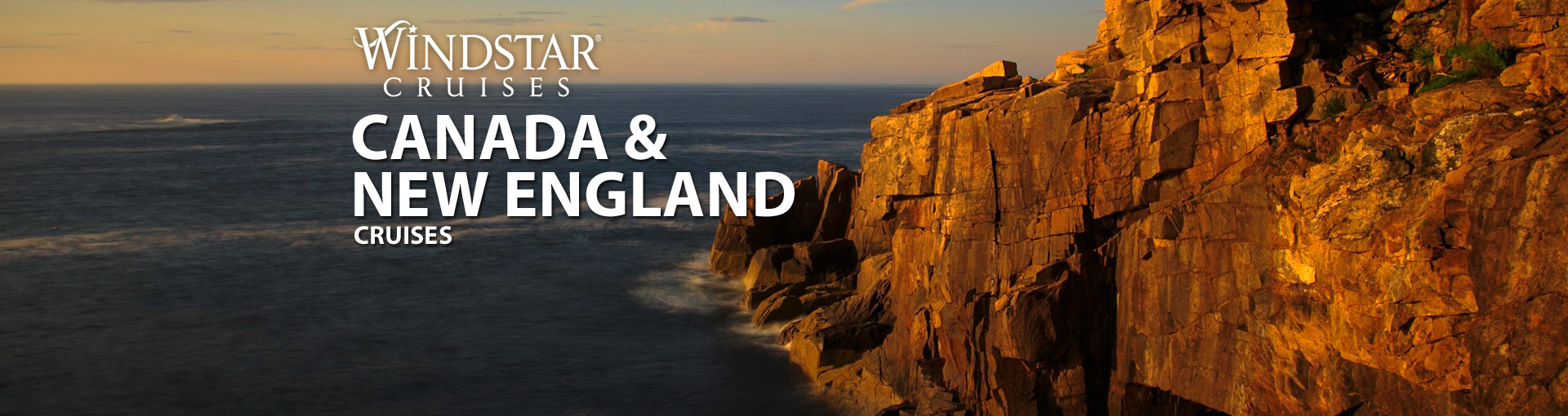 Windstar Cruises to Canada and New England