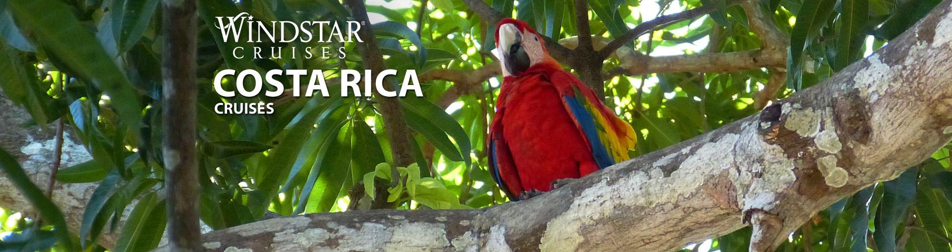 Windstar Cruises Costa Rica
