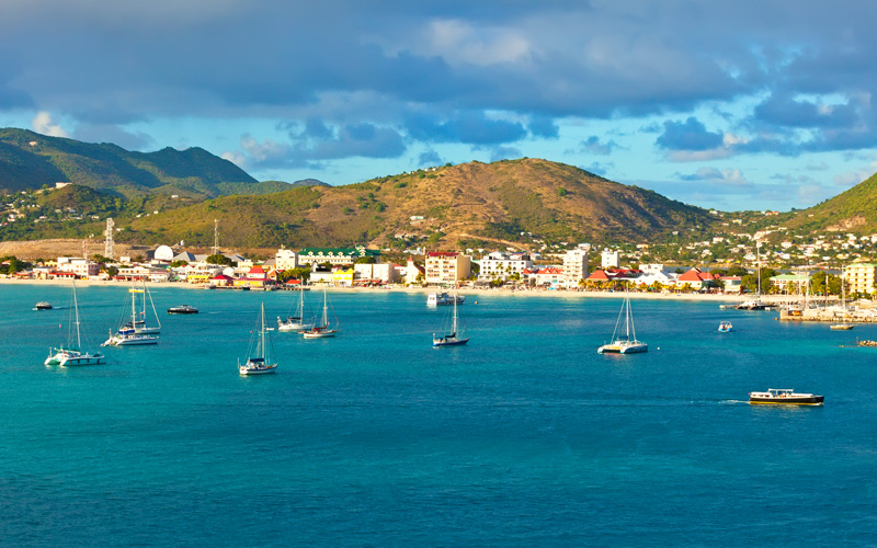 Windstar Caribbean, St. Maarten, Dutch side