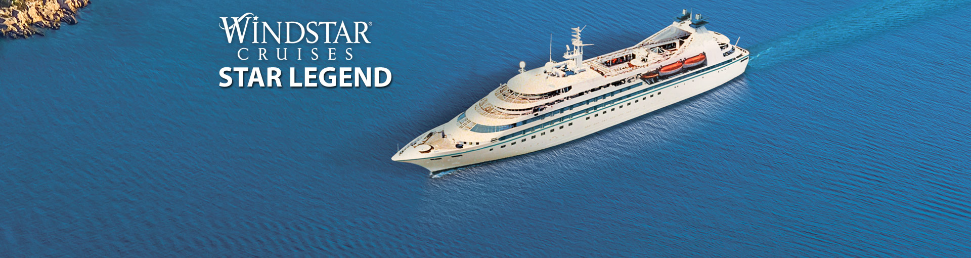 Windstar Cruises Star Legend Cruise Ship
