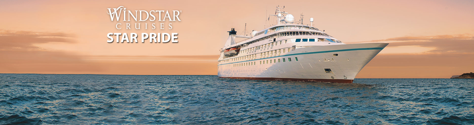 Windstar Cruises Star Pride Cruise Ship