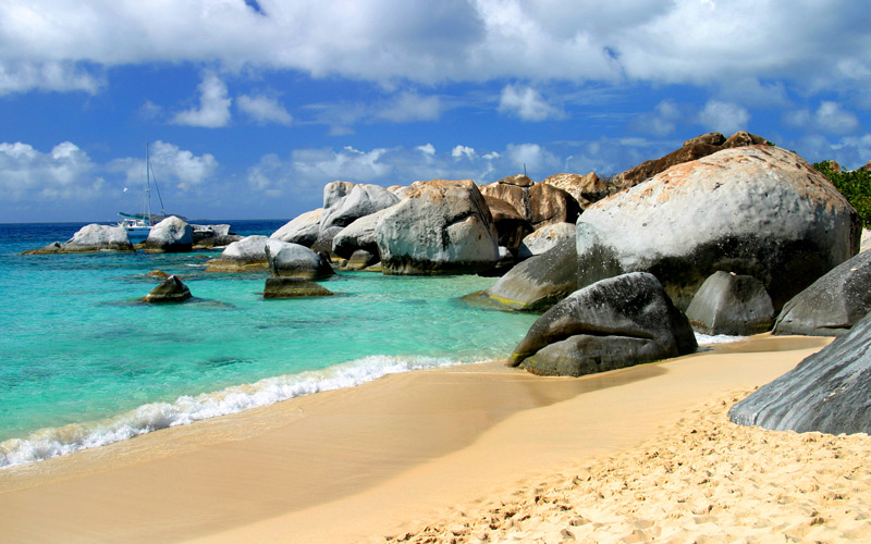 Virgin Gorda, BVI - Windstar Cruises