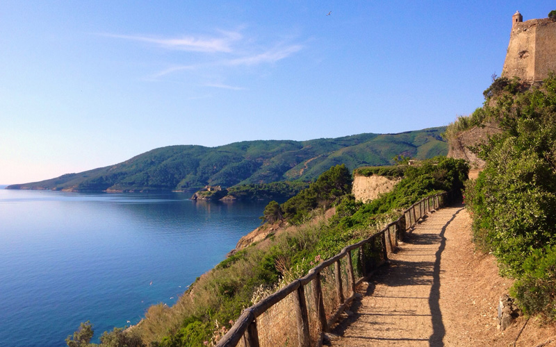 Windstar Mediterranean Elba Island, Italy
