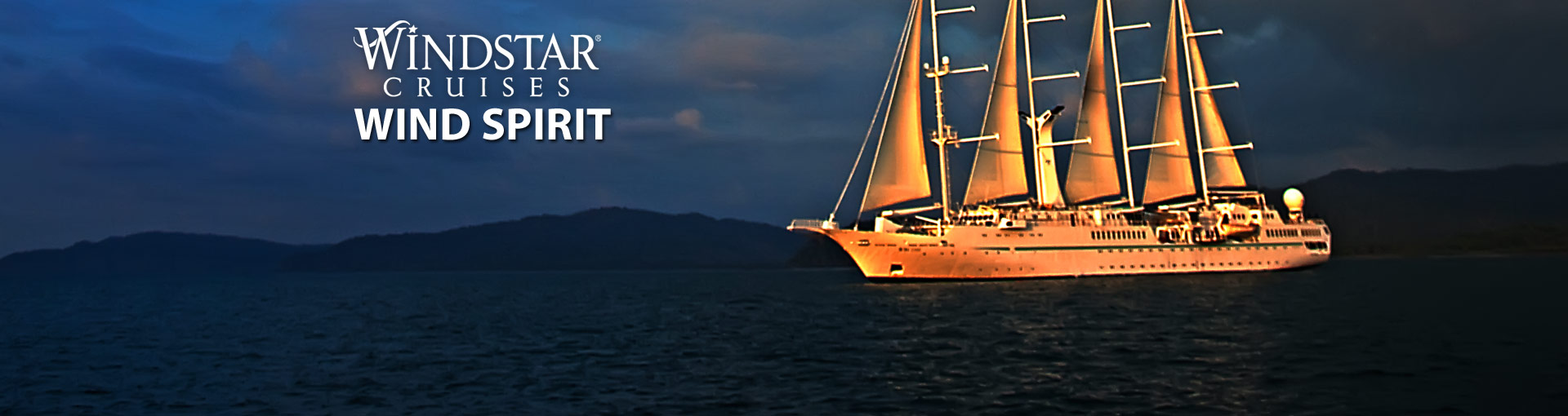 Windstar Cruises Wind Spirit Cruise Ship