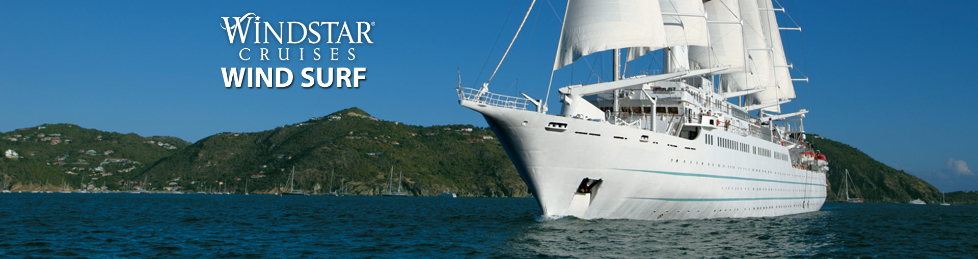 Windstar Cruises Wind Surf Cruise Ship