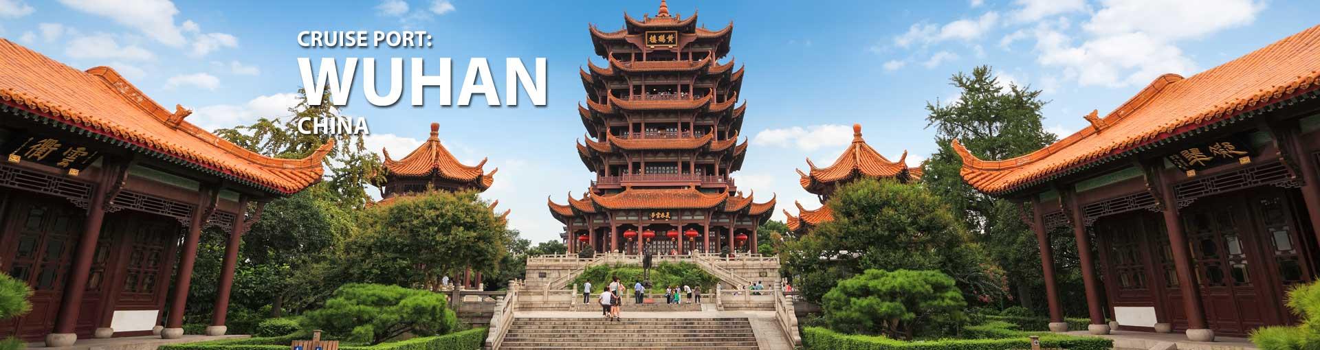 Cruises to Wuhan, China