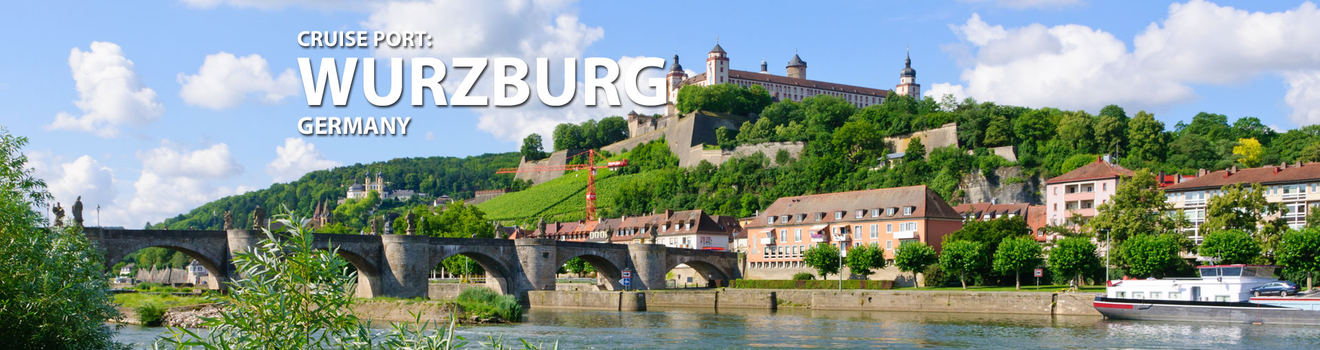 Cruises to Wurzburg, Germany
