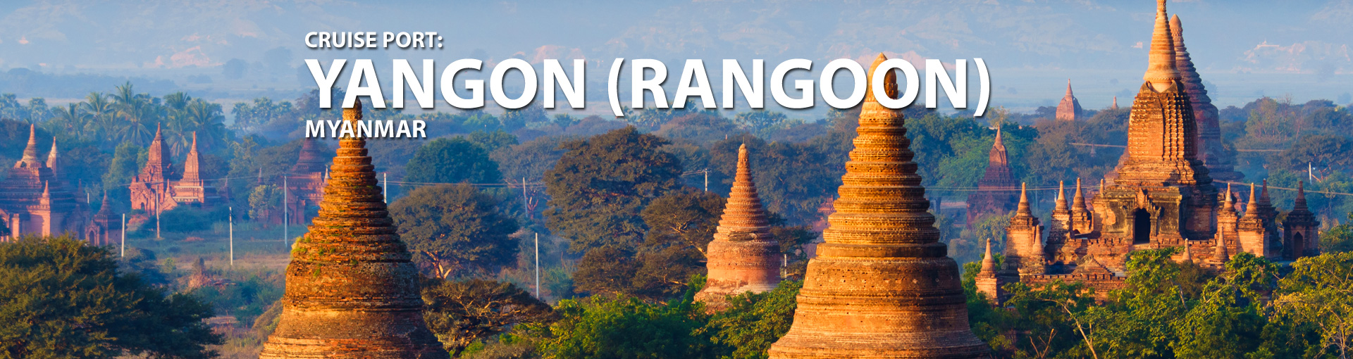 Cruise Port: Yangon (Rangoon), Myanmar