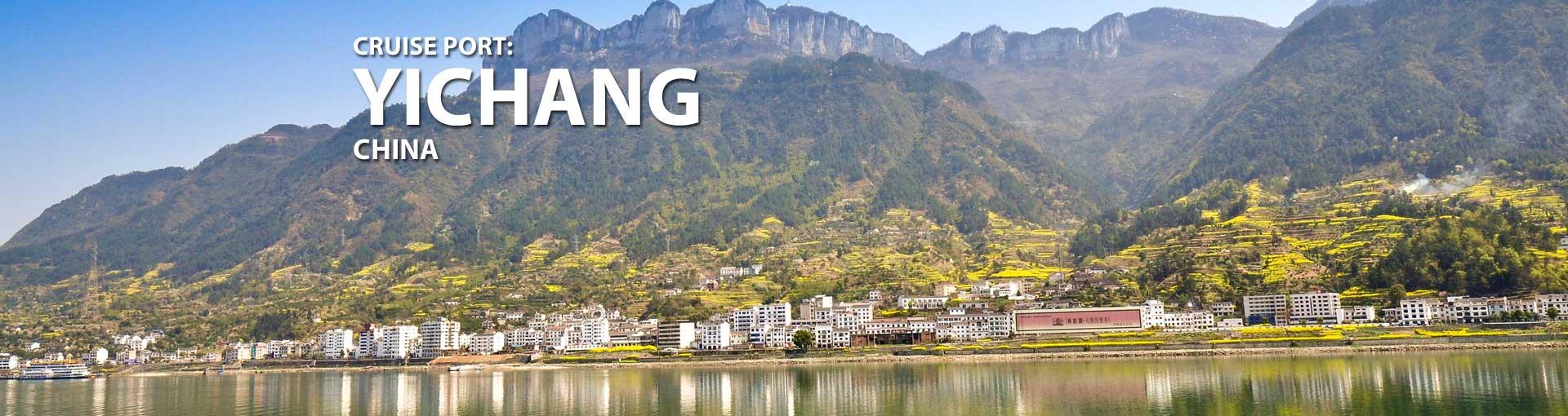 Cruises to Yichang, China