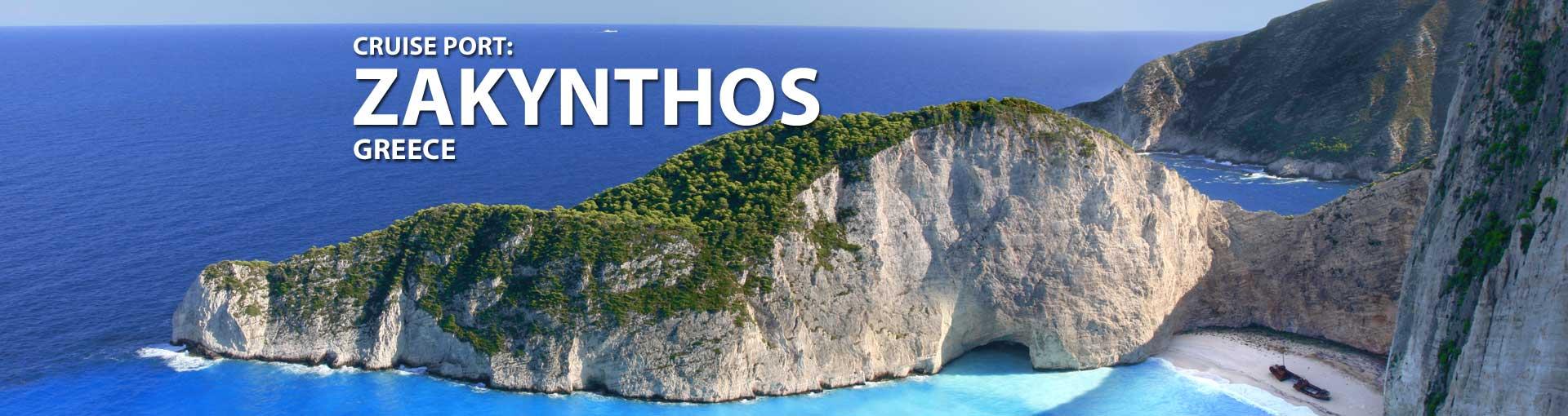 Cruises to Zakynthos, Greece