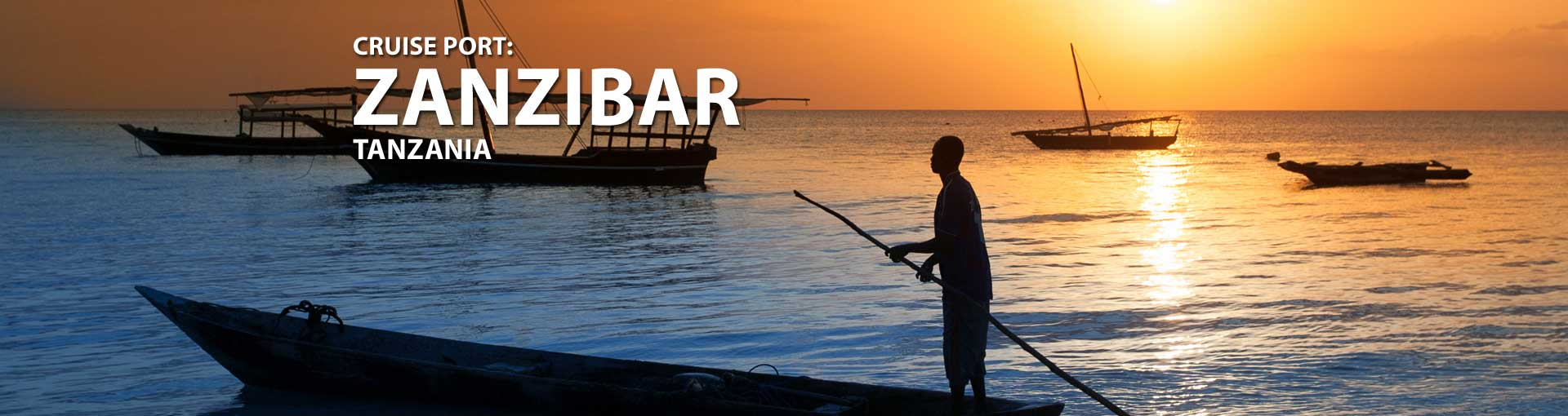 Cruises to Zanzibar, Tanzania