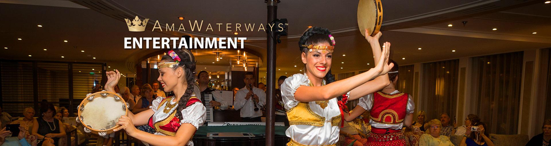AmaWaterways Entertainment