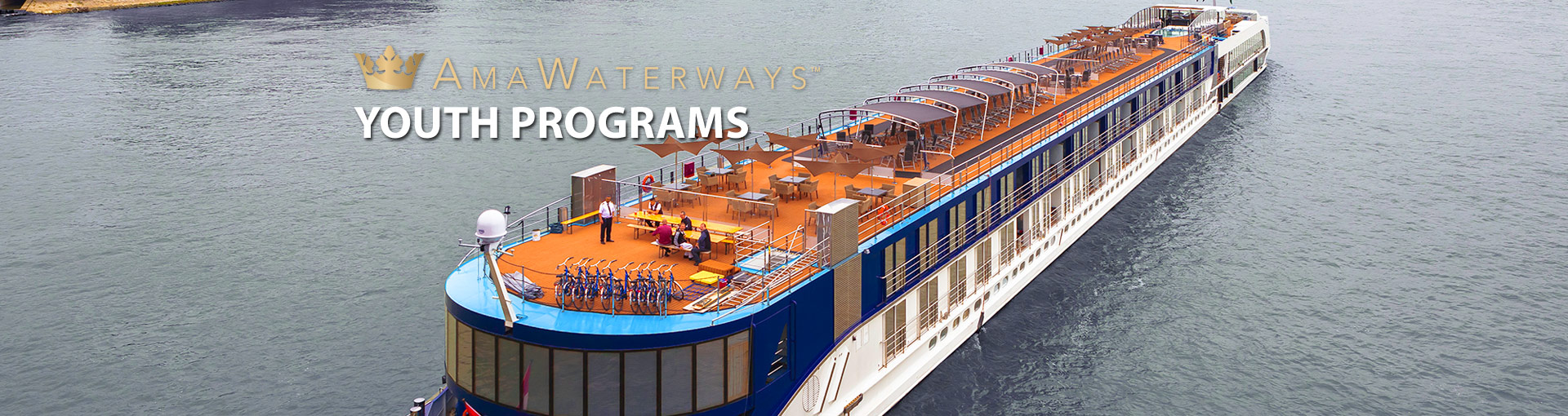 AmaWaterways Youth Programs