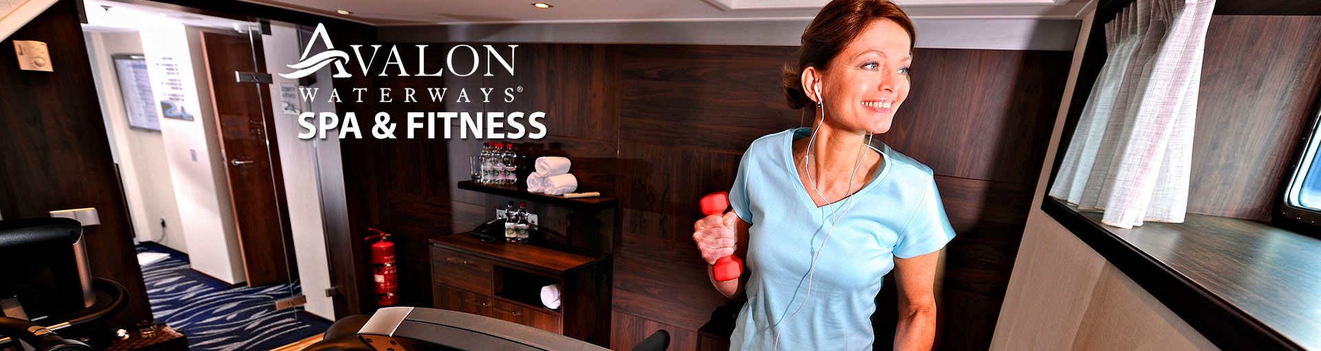 Avalon Waterways Spa & Fitness