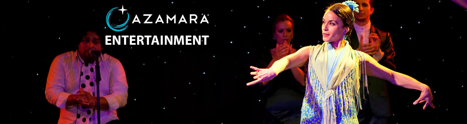 Azamara Club Cruises Entertainment