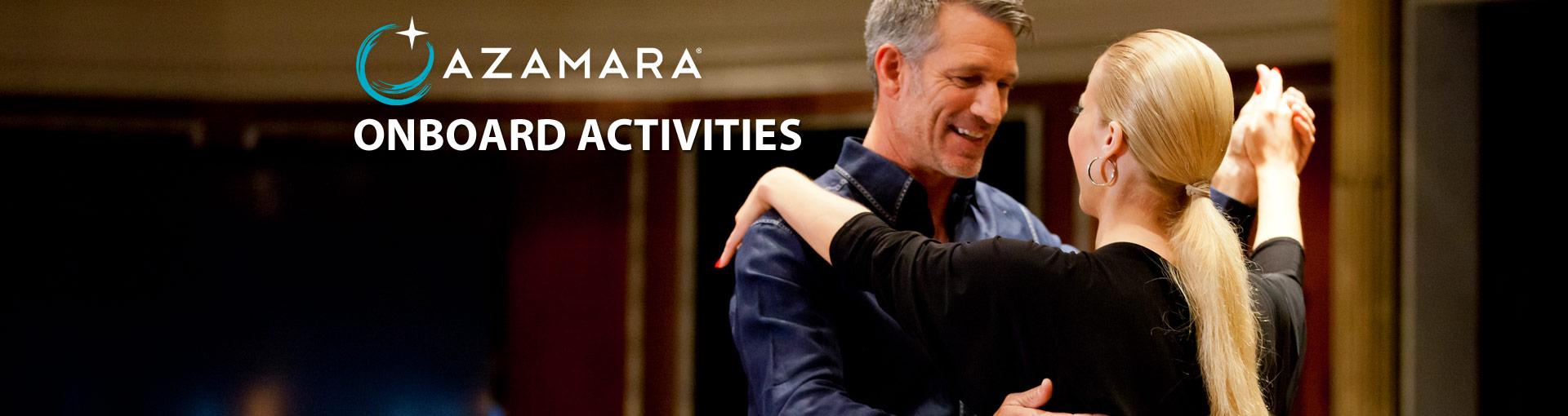 Azamara Club Cruises Onboard Activities
