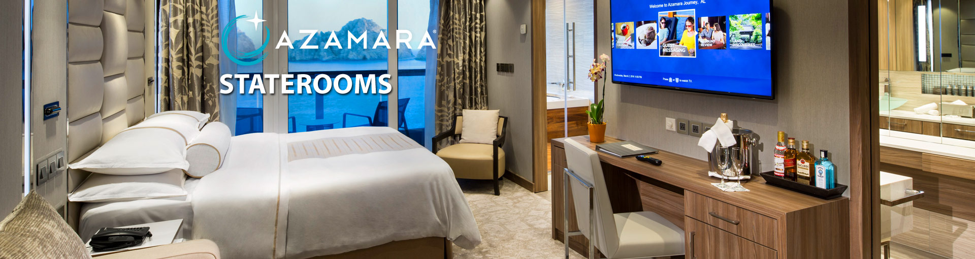 Azamara Club Cruises Staterooms