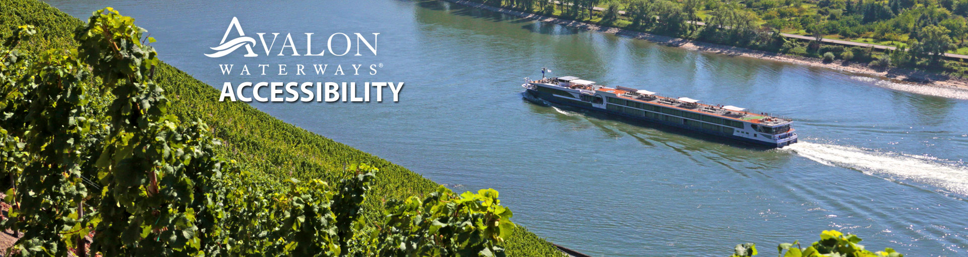 Avalon Waterways Accessibility