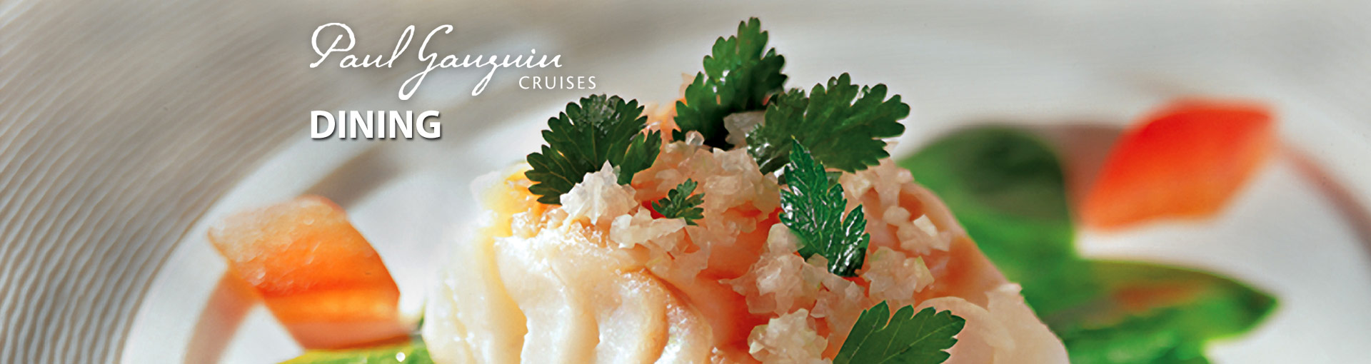 Paul Gauguin Cruises Dining