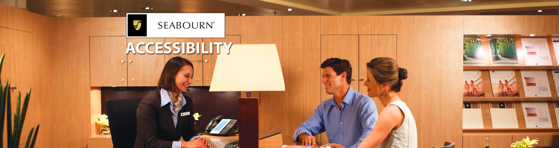 Seabourn Cruise Line Accessibility