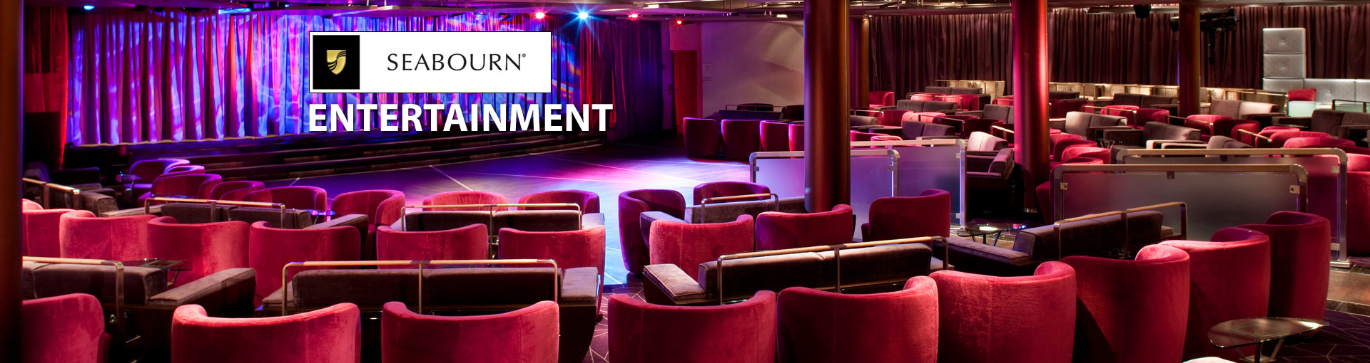 Seabourn Cruise Line Entertainment
