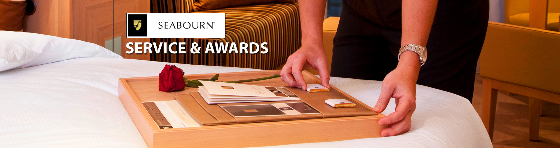 Seabourn Cruise Line Service & Awards