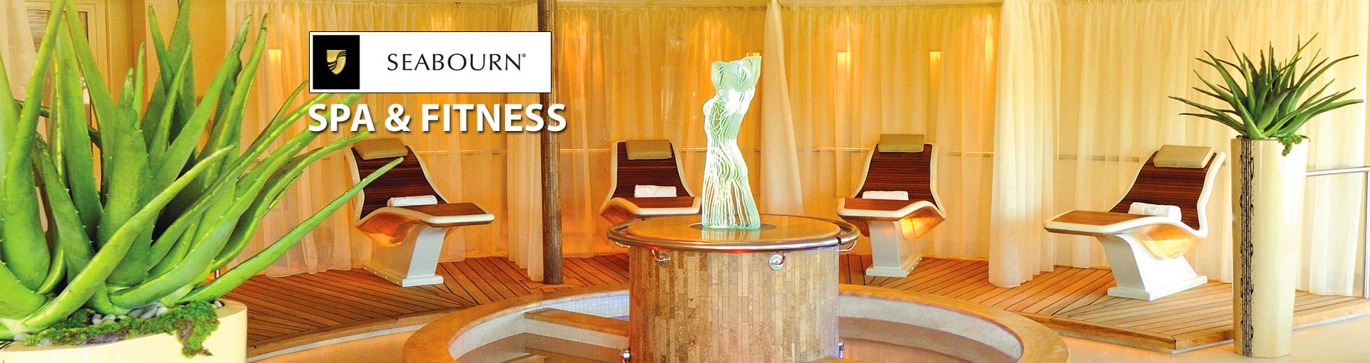 Seabourn Cruise Line Spa & Fitness
