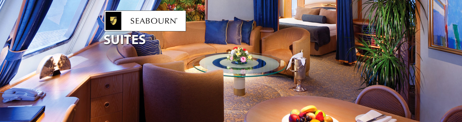 Seabourn Cruise Line Suites