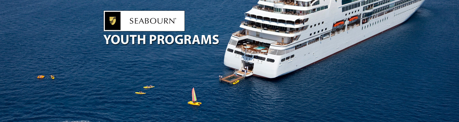 Seabourn Cruise Line Youth Programs