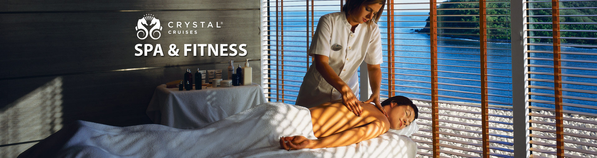Crystal Cruises Spa & Fitness
