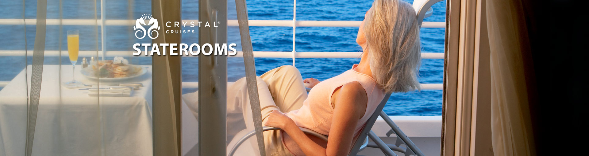 Crystal Cruises Staterooms