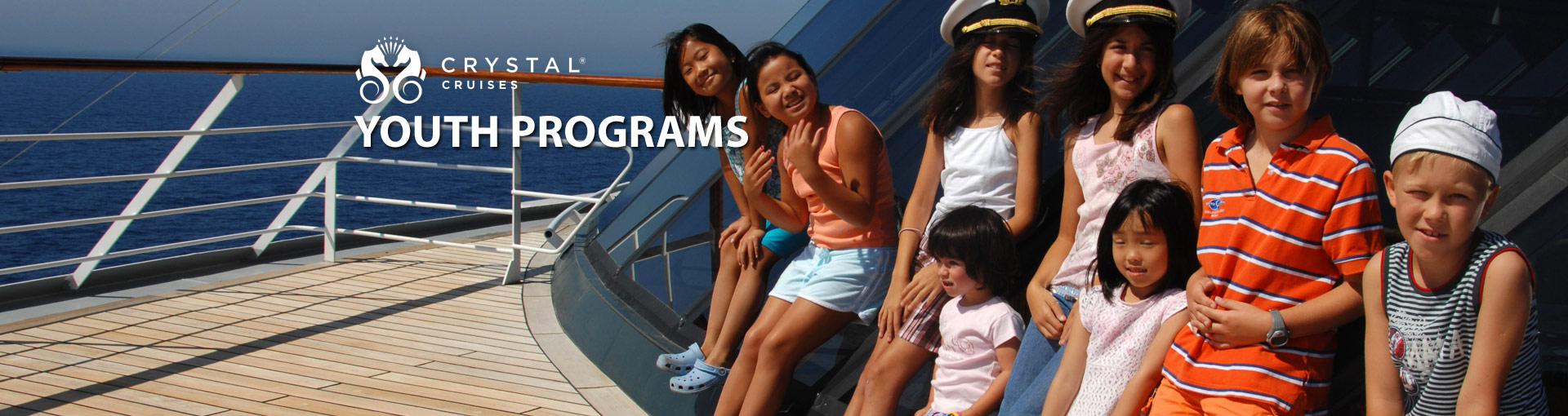 Crystal Cruises Youth Programs