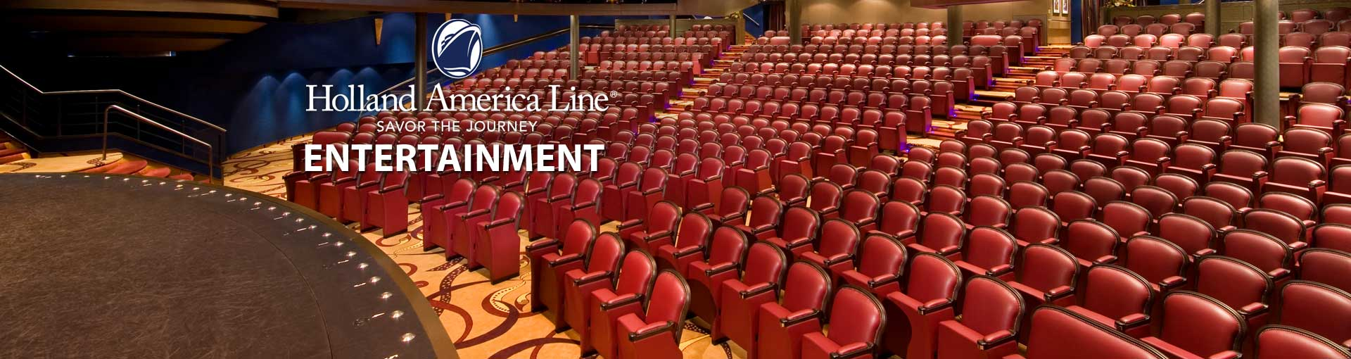 Holland America Line Entertainment