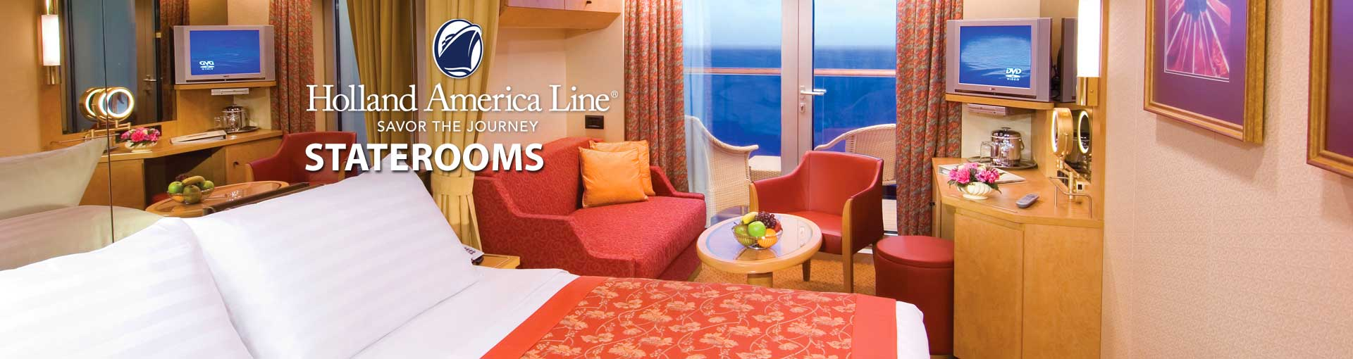 Holland America Line Staterooms