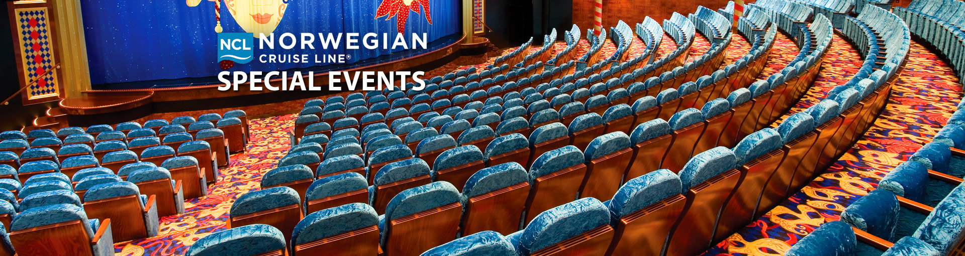Norwegian Cruise Line Special Events