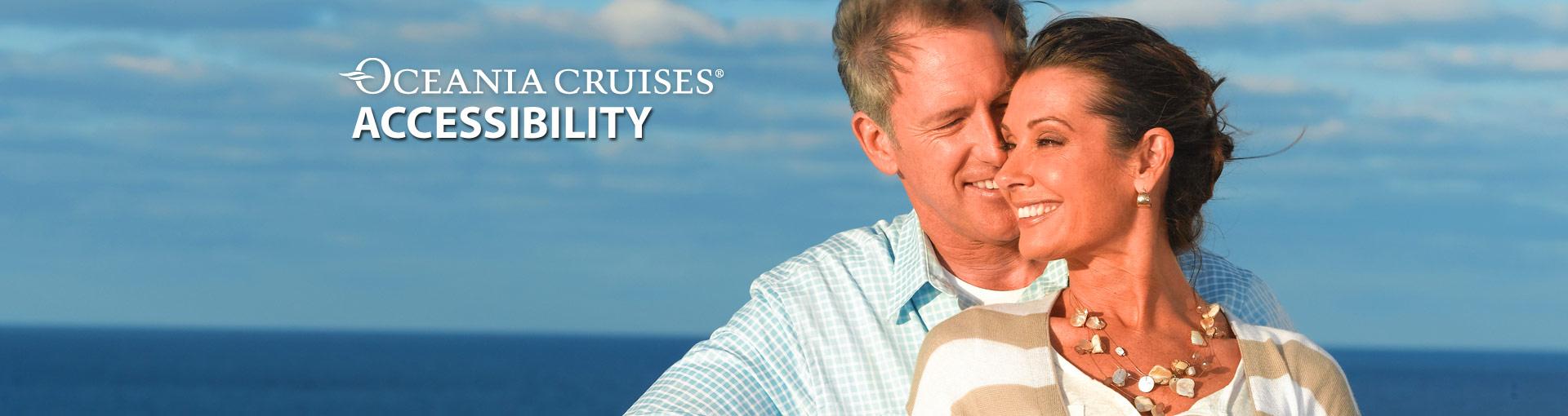 Oceania Cruises Accessibility