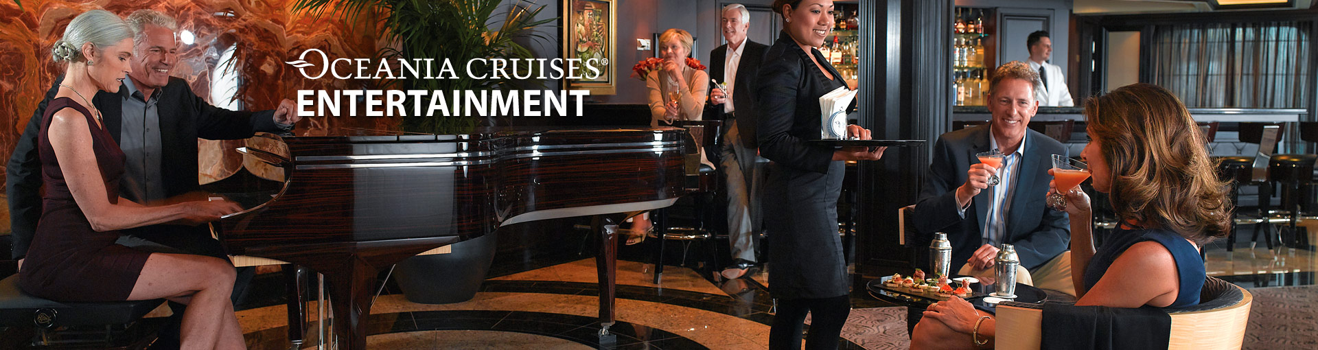 Oceania Cruises Entertainment