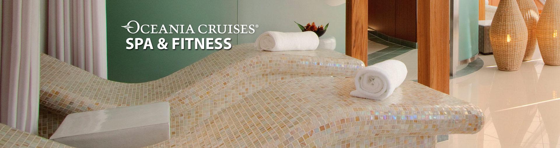 Oceania Cruises Spa & Fitness