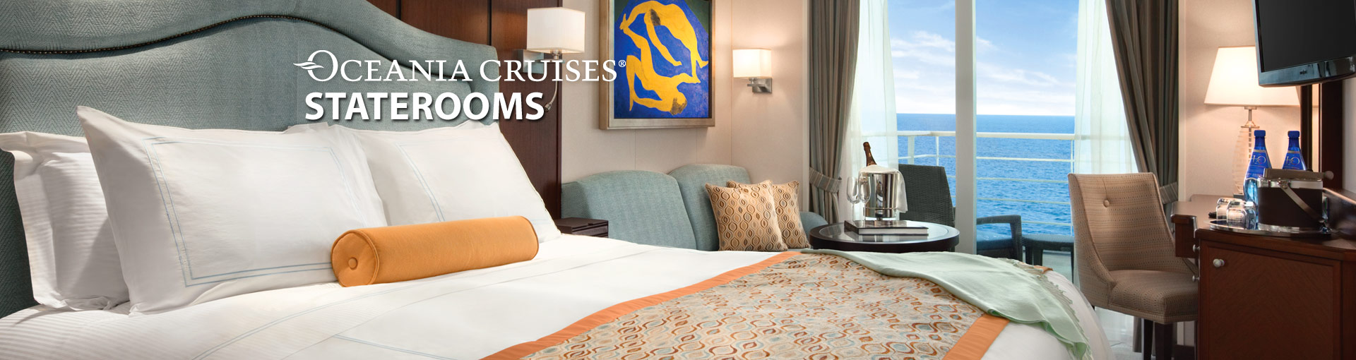 Oceania Cruises Staterooms - Onboard Accommodations, Cabin