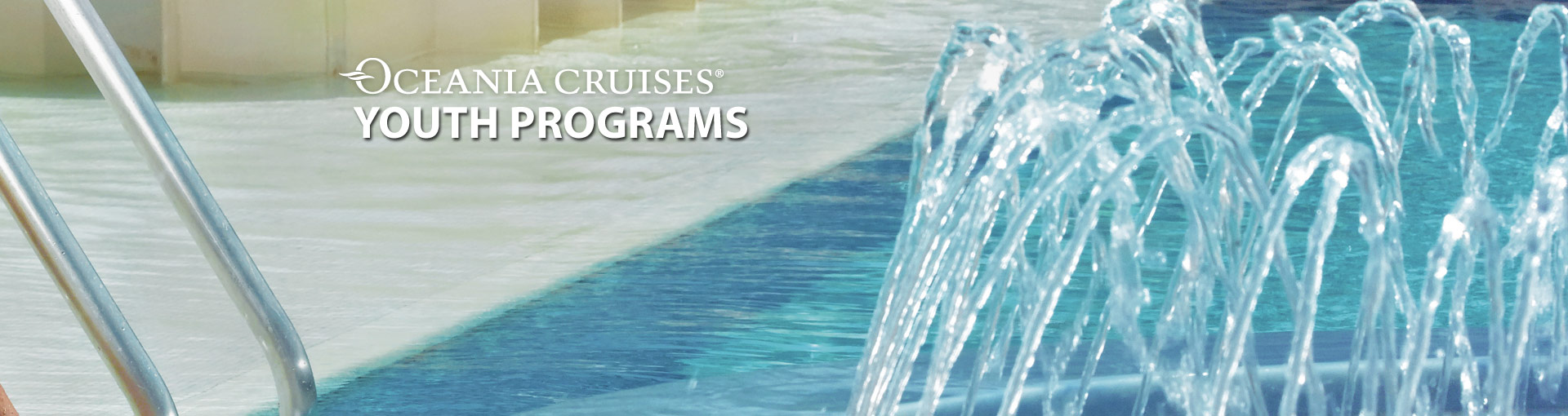 Oceania Cruises Youth Programs