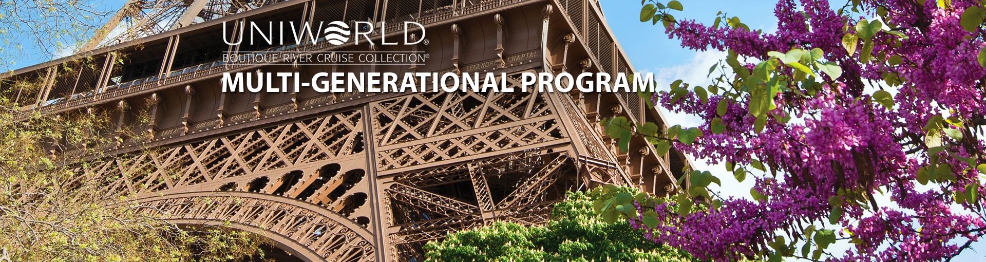 Uniworld River Cruises Family Programs